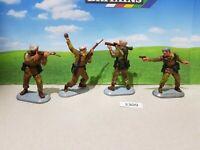 Britains Super Deetail Modern British SAS soldiers - Set of 4  (lot 3309)