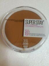 Maybelline Super Stay Full Coverage Powder Foundation # 355 Coconut