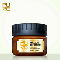 Magical keratin Hair Treatment Mask 5 Seconds Hair 60ML Nourishing Root Rep E5M0
