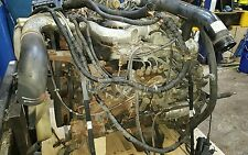 Nissan 4 cylinder fd46ta-u2 turbo diesel engine out of UD cabover FREE SHIPPING!