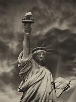 ART PRINT POSTER PHOTO LANDMARK STATUE LIBERTY NEW YORK USA LFMP0499