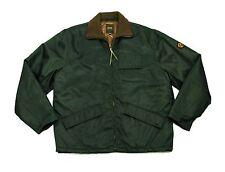 G-Star Sniper Jacket Large Dark Green Nylon Tactical Field Coat Impermeable XL