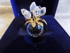 Swarovski Tulips 675656 Mint In Box Free Shipping