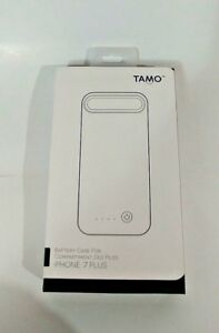 Tamo 4000 mAh Extended Battery Case for Apple iPhone 7 Plus Jet Black New
