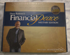 Dave Ramsey's Financial Peace University Military Edition New Factory Sealed