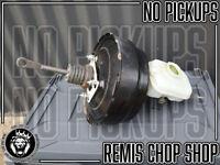 Brake Booster & Master Auto 6.0 L98 V8 VE WM Caprice HSV Parts - Remis Chop Shop