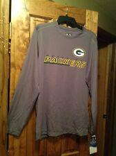 NFL Green Bay Packers Men's Athletic Training Shirt Size Medium - NWT