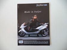 advertising Pubblicità 2001 MALAGUTI JUPITER 250