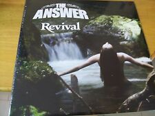 THE ANSWER REVIVAL DLP SIGILLATO