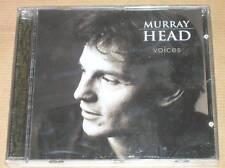CD / MURRAY HEAD / VOICES / TRES RARE, NEUF SOUS CELLO