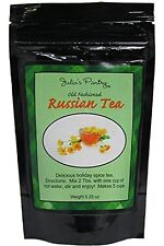 Old Fashioned Russian Spice Tea Mix 4 Packages