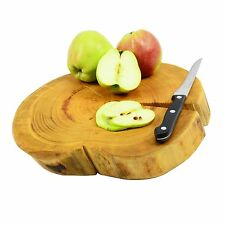 Unique Rustic cutting board Chopping Wooden butcher block cheese pastry slice