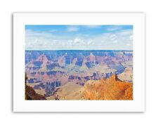 PHOTOGRAPHY LANDSCAPE LANDMARK GRAND CANYON SUNSET USA Poster Photograph Canvas