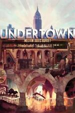 BRAND NEW BOOK Undertown by Melvin Jules Bukiet (2013, Hardcover)