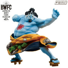 ☀ One Piece Jinbei Jinbe Banpresto World Figure Colosseum BWFC 2 Figurine Japan☀
