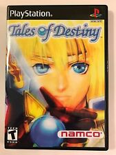 Tales of Destiny - Playstation 2 - Replacement Case - No Game