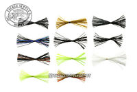 TSD Banded Collar Replacement Skirts Spinnerbait Jig 5pk - Pick