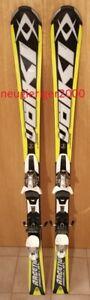 VÖLKL WorldCup SL 136 cm mit Marker EPS 10  Bindung - Slalomski - wie neu!