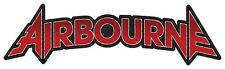 Airbourne Cut Out Logo  Patch/Aufnäher 602742 #