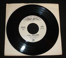 Mono Promo Pop Vinyl Music Records