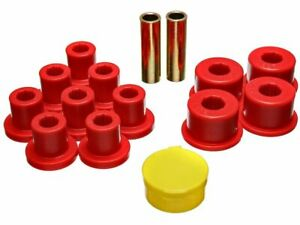 For 1963-1980 MG MGB Leaf Spring Bushing Rear Energy 75814WB 1967 1964 1965 1966