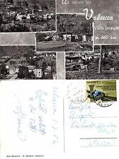 Cartolina da Collezione Foto Valsecca in Bianco e Nero Viaggiata anno 1963