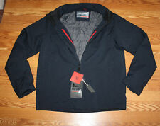 NWT Mens HAWKE & CO Midnight Navy Flex Series Jacket Coat Size M Medium