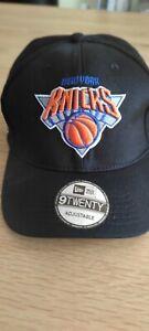 Casquette Basketball NBA New Era 9 Twenty New York Knicks Noire