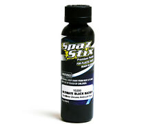 Spaz Stix SZX10200 ULTIMATE BLACK BACKER FOR MIRROR CHROME Airbrush Paint