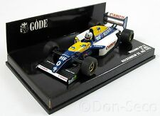 Minichamps Göde Formel 1 Williams FW 15 Hill Hockenheim 1993 1:43 Zertifikat rar