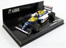 Minichamps Göde Formel 1 Williams FW 15 Hill Hockenheim 1993 1:43 Zertifikat rar