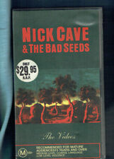 #VV5.  VHS  MUSIC VIDEO TAPE - NICK CAVE & THE BAD SEEDS, THE VIDEOS
