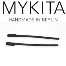 New Mykita Replacement Black Silicone Temple Covers Ear Tips Needle Type Plug-in