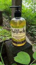 Dollylocks - Liquid Dreadlocks Shampoo - Tea Tree Spearmint (12oz/355ml) Dreads