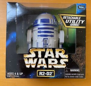Star Wars Hans Solo Luke Skywalker R2D2 Action Figure 1995 Red Card Kenner Geekery Collectible Vintage Toy