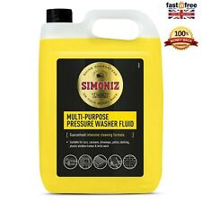 More details for power pressure washer detergent paving patio cleaner jet wash car cleaning 5l