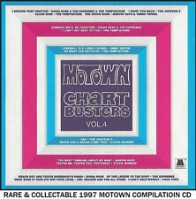 Motown Very Best Greatest Hits CD Stevie Wonder The Supremes Four Tops Jackson 5