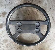 Original VW Mk1 Rabbit Convertible Cabriolet Cabrio OEM Steering Wheel 1982 1983