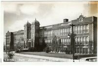 Central Park Junior High School At Schenectady N.Y. RP RPPC Real Photo New York