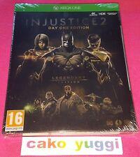 Injustice 2 Legendary Edition Day One Xbox One Warner B