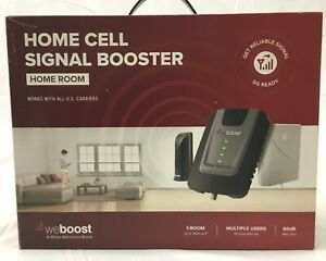 "NEW weBoost Home Room Cell Phone Signal Booster Kit, ""All U.S. Carriers"". 472120"