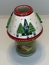 Christmas Candle Lamp Shade With Bells