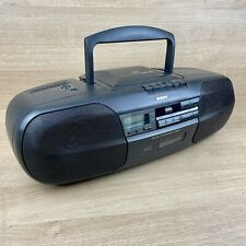Sony CFD-340 CD Radio Cassette Player Boombox Stereo Retro Vintage GC