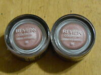 2 shadow lot REVLON COLORSTAY CREME EYE SHADOW 745 CHERRY BLOSSOM sealed