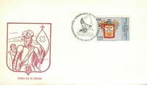 Peru 1982 FDC Fundacion de Piura