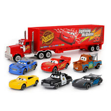 7pcs toy set pixar cars3 for kids toy pack gift