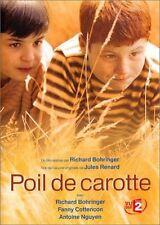 Poil de Carotte ( de Richard Bohringer, avec Fanny Cottençon) - DVD