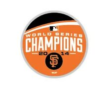 2014 WORLD SERIES OFFICIAL COLLECTIBLE CHAMPIONSHIP PIN SAN FRANCISCO GIANTS