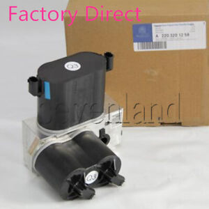 SL 2203201258 ABC HYDRAULIC SUSPENSION VALVE FOR MERCEDES-Benz S CL