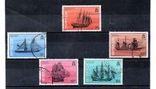 Bermuda Barcos de Vela Serie del año 1986 (BU-791)